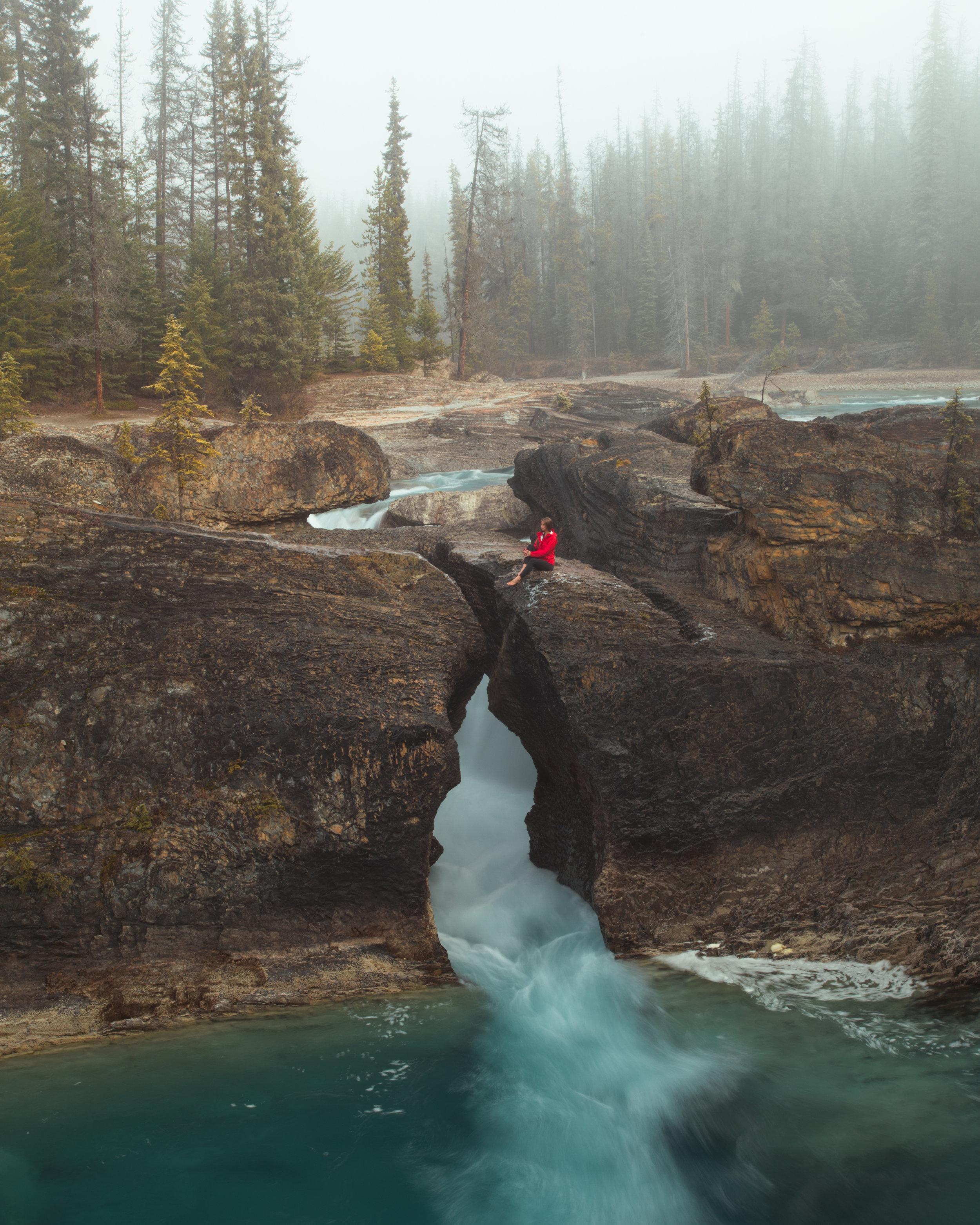 Natural Bridge, photo / Michael Matti