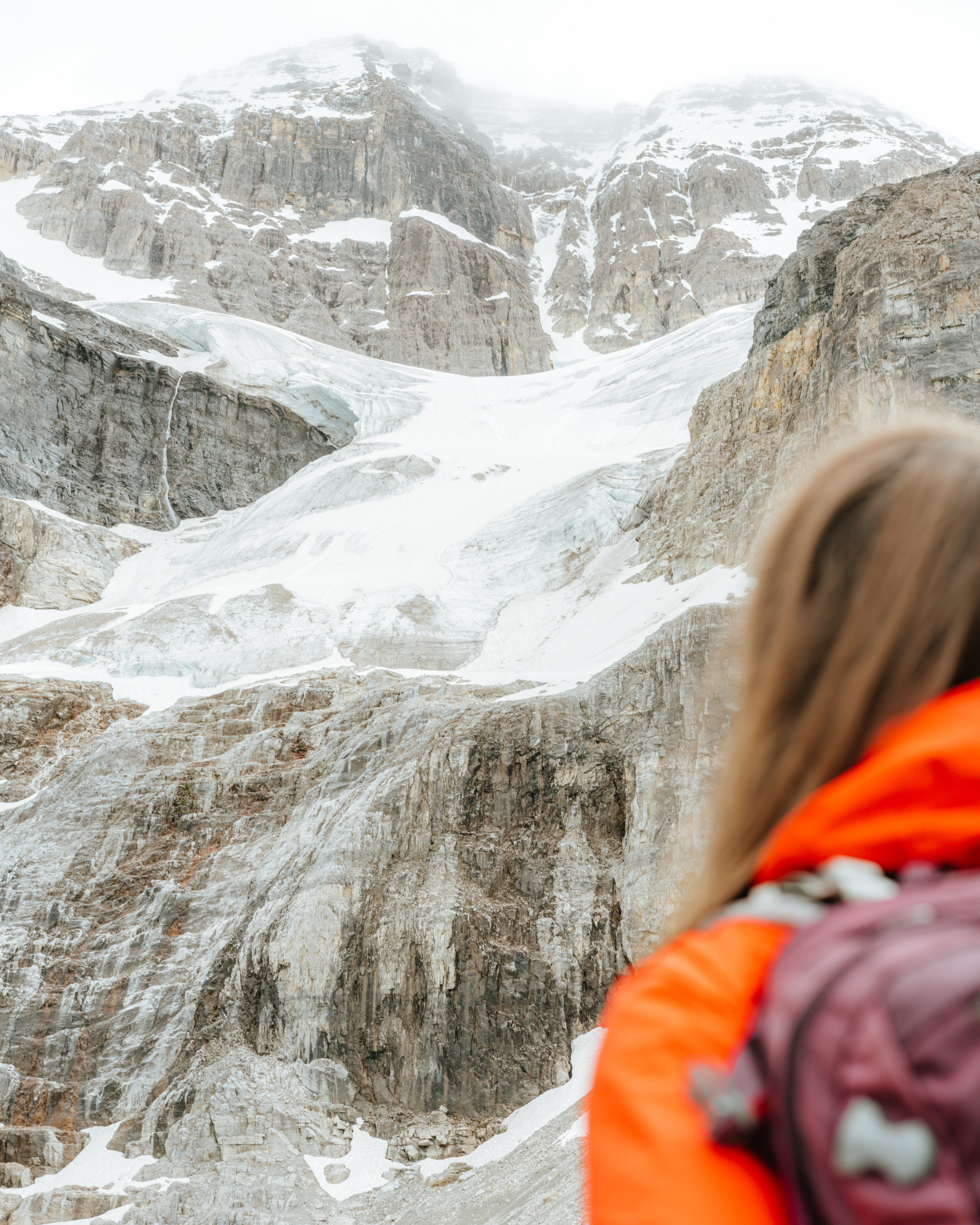 Stanley Glacier, photo / Ryan Clennett
