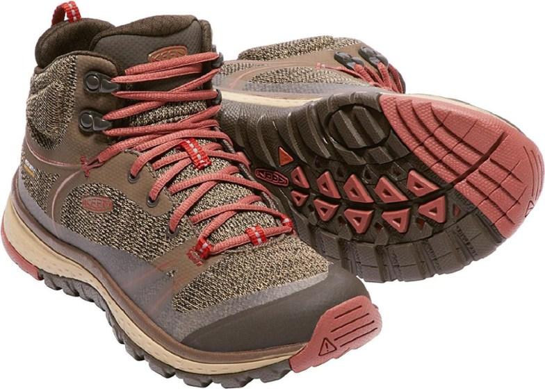 KEEN Terradora Waterproof Mid Hiking Boots