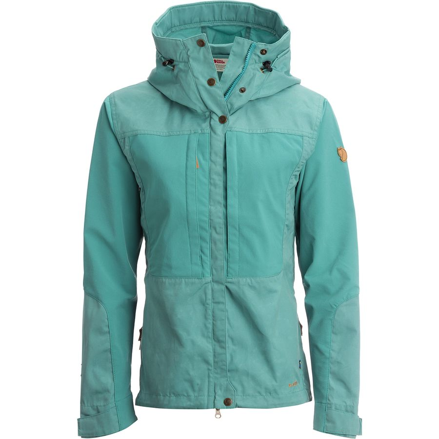 Fjallraven Keb Jacket - Really amazing, durable, outer jacket. It is not waterproof when it comes but Fjällräven sells a way to protect it (this goes for their backpacks as well). A really comfortable flattering all around outer piece!