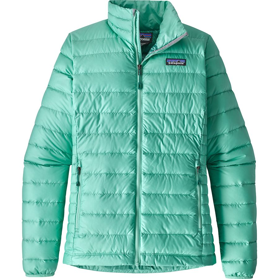 Patagonia Down Sweater Jacket - I now own this jacket in a handful of colours. It is a really thin but warm layer that seems to fit really well and has stood the test of time (at least in my gear closet).