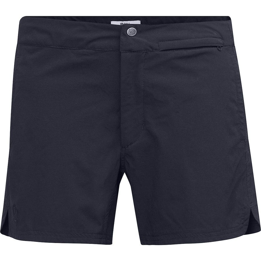 Fjallraven High Coast Trail Short - These fun shorts were great for when the rain (briefly) stopped and I am looking forward to taking them out again before the season ends!