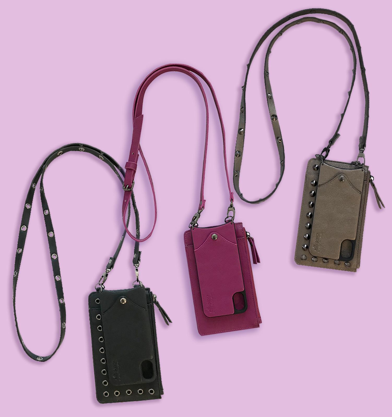 iPhone X + XS case bag set - SHOP THE COLLECTION