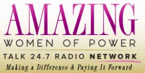 AWOP  amazing women of power radio  Heidi Symonds  Nourish Yourself for Life