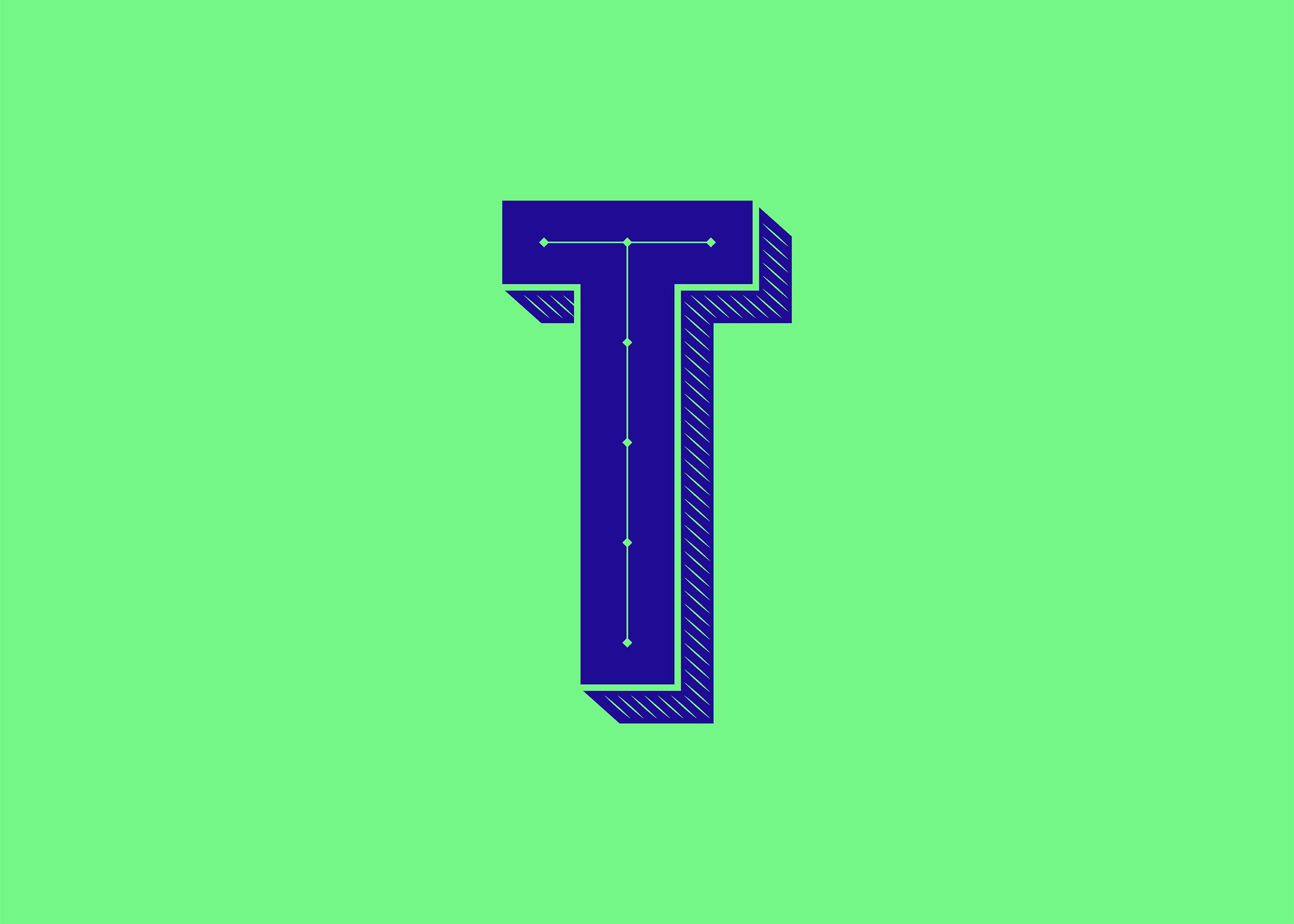 Alphabet Soup - T