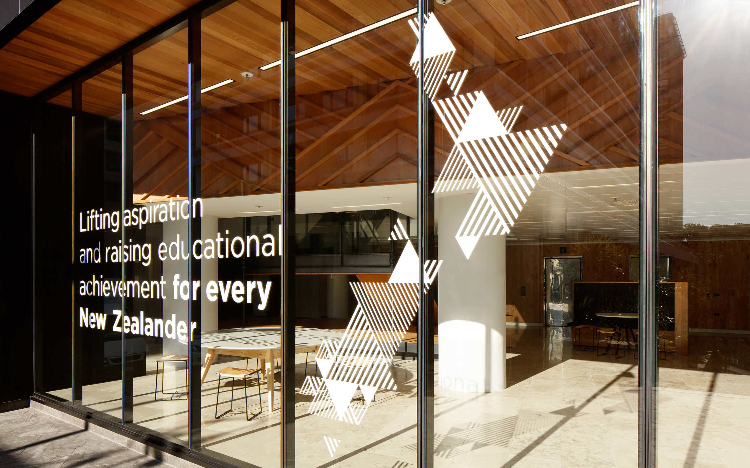 Weaving together New Zealand education