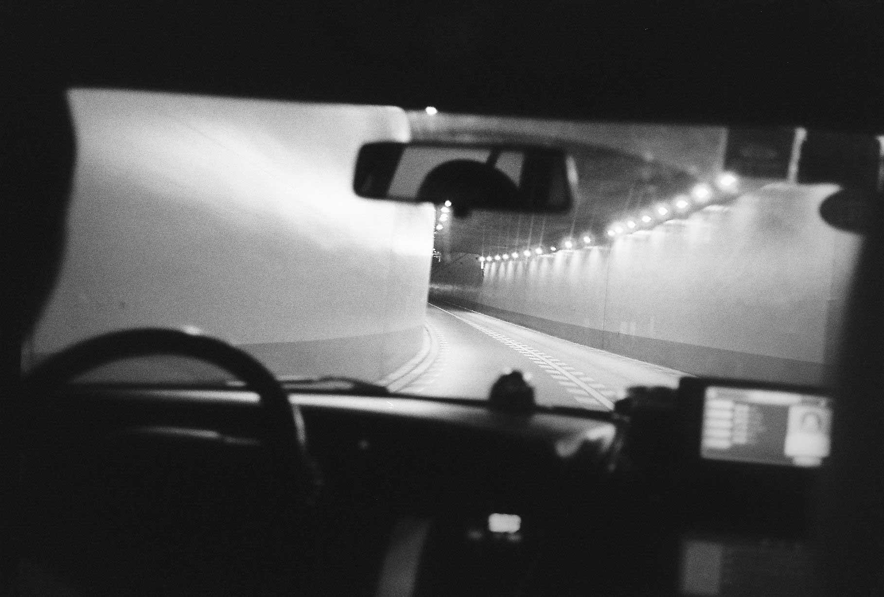 Taxi. Chengdu 2018.