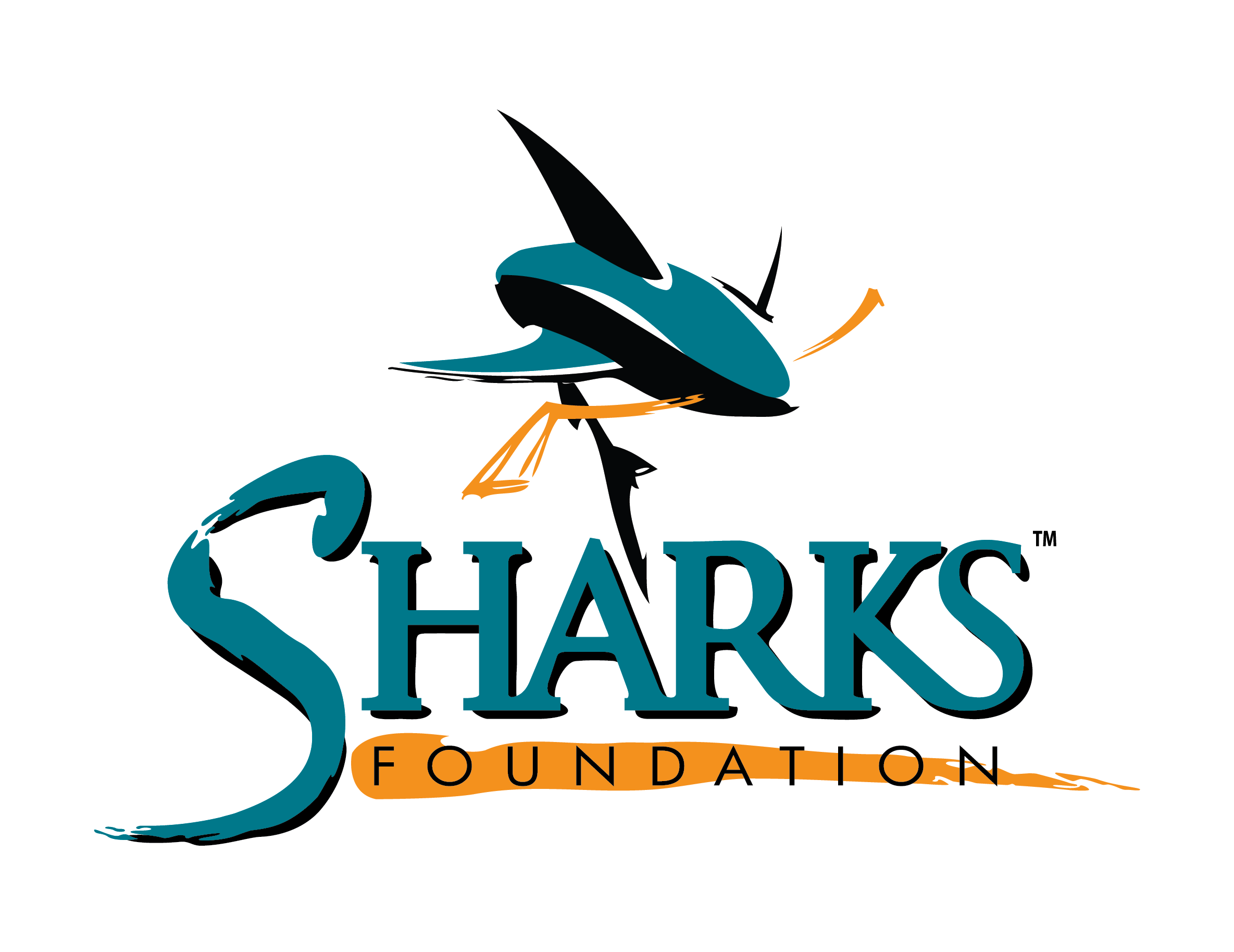 SharksFoundation_Teal_Stacked-02.png