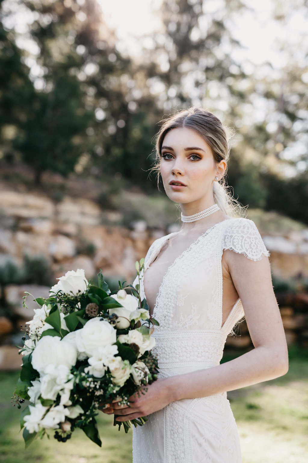 Leah Wedding Dress