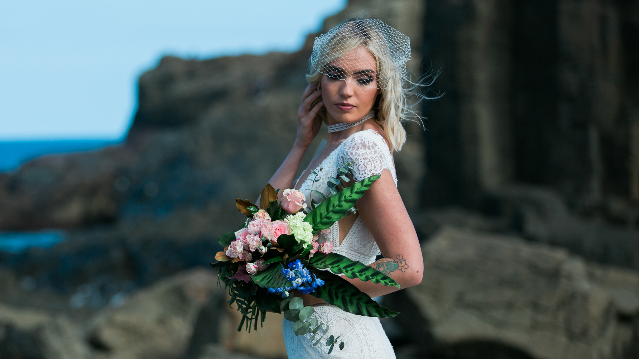 Leah Gown | Lost in Romance Couture Collection