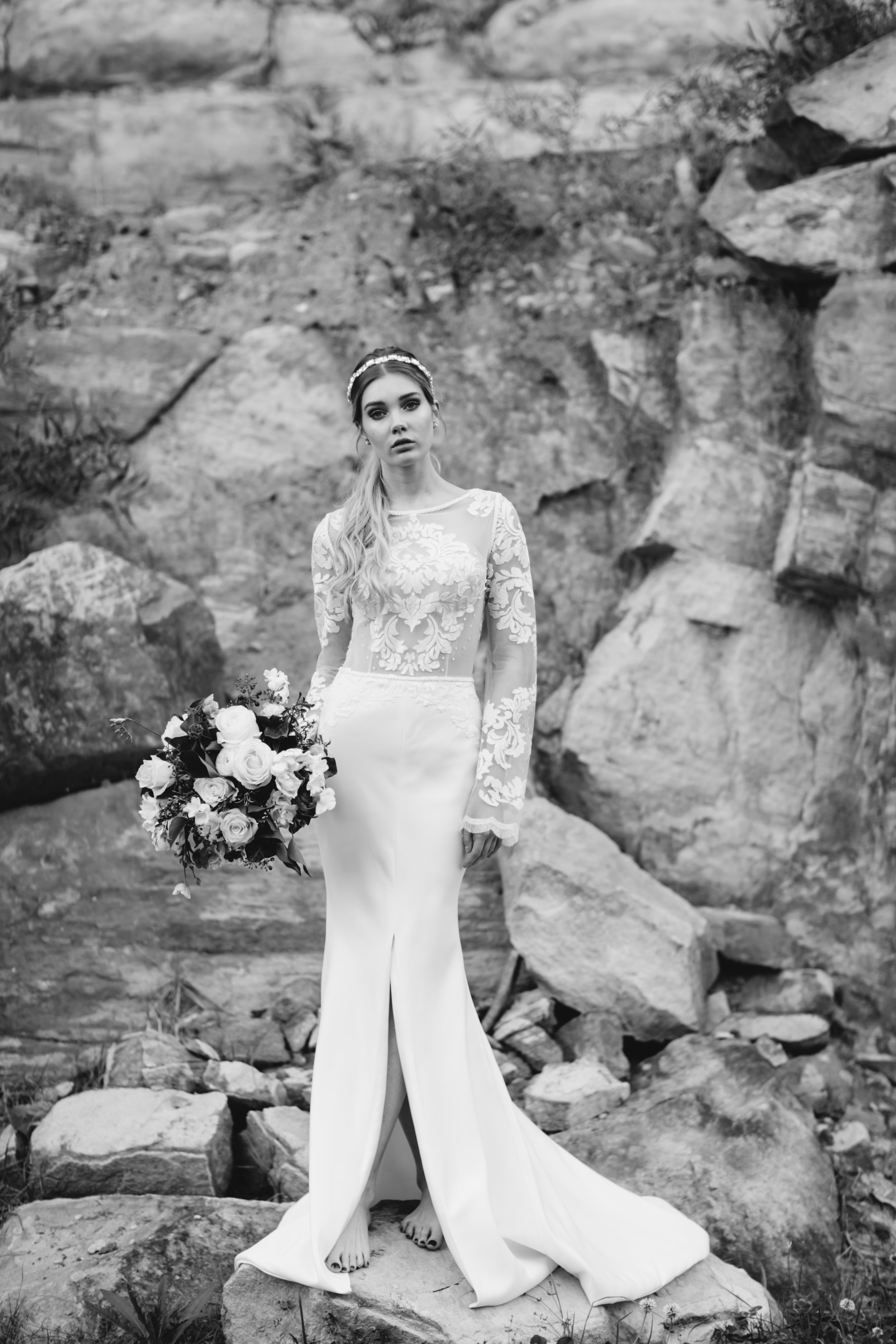 Nikita gown