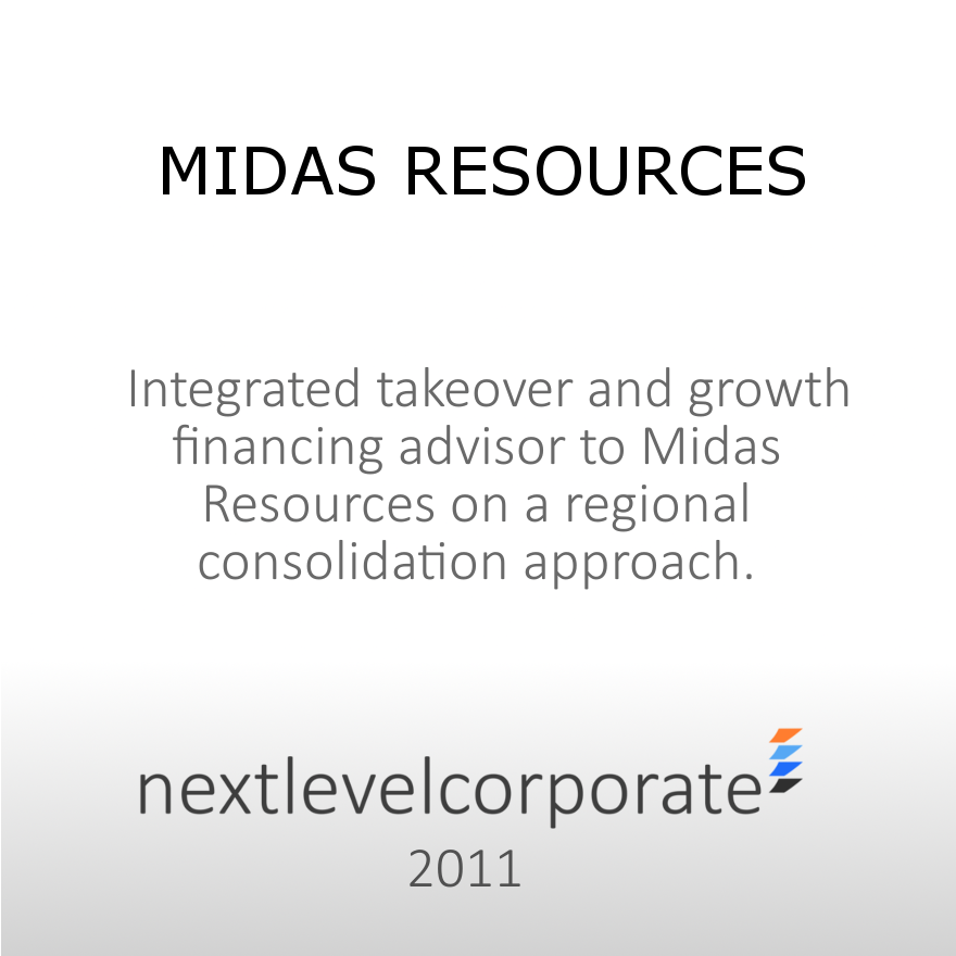 Integrated M&A, Growth Capital Advisory