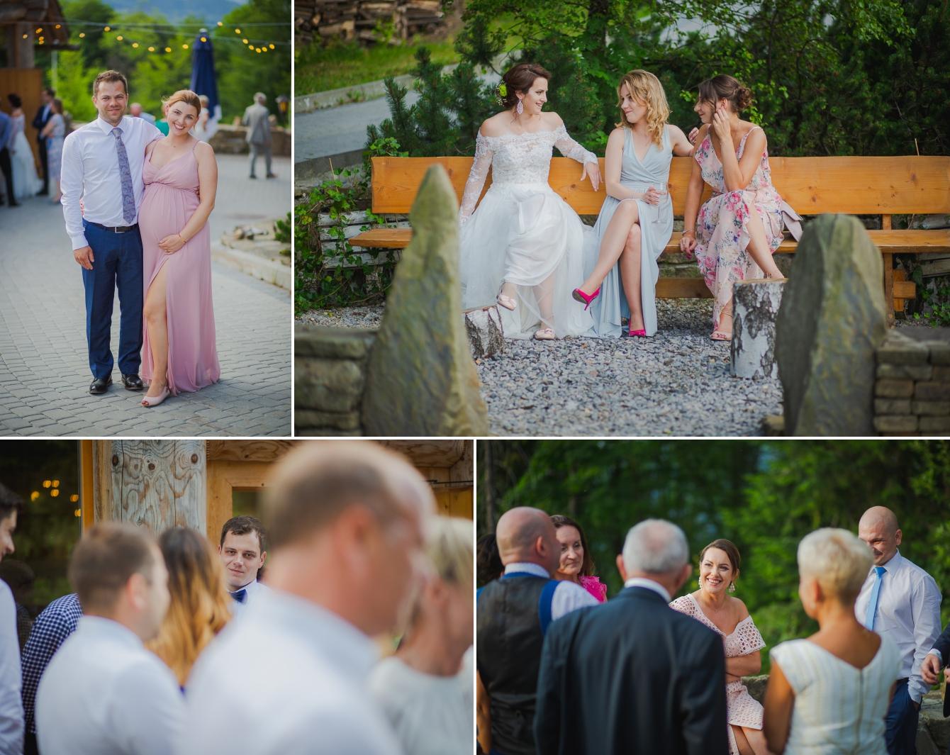 Ania i Damian - ślub w górach - Kocierz SPA - fotografia ślubna - bartek Wyrobek  (20).jpg