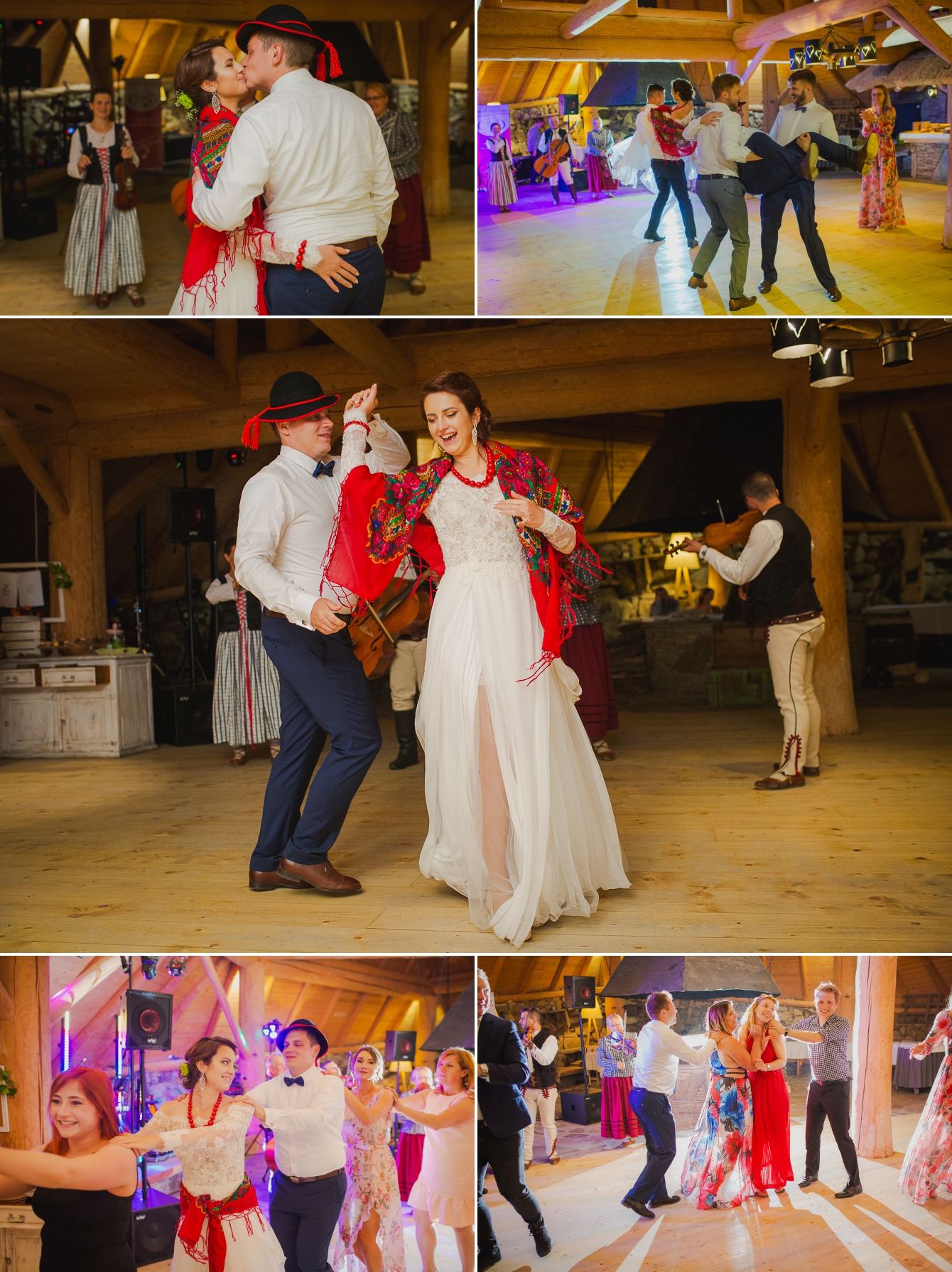 Ania i Damian - ślub w górach - Kocierz SPA - fotografia ślubna - bartek Wyrobek  (25).jpg