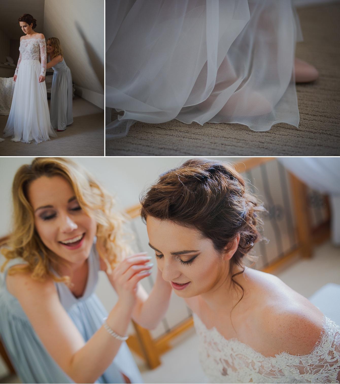 Ania i Damian - ślub w górach - Kocierz SPA - fotografia ślubna - bartek Wyrobek  (2).jpg