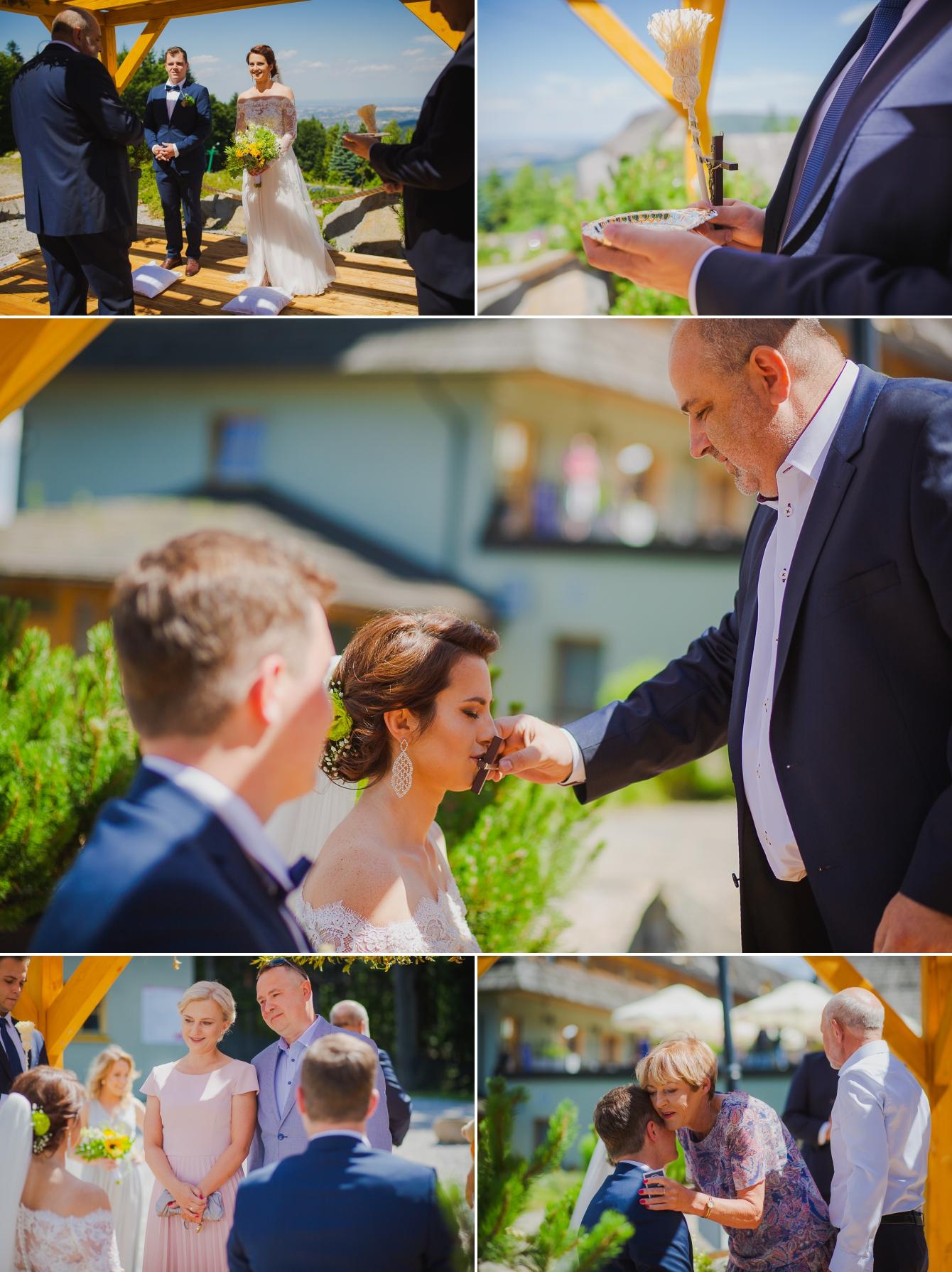 Ania i Damian - ślub w górach - Kocierz SPA - fotografia ślubna - bartek Wyrobek  (5).jpg
