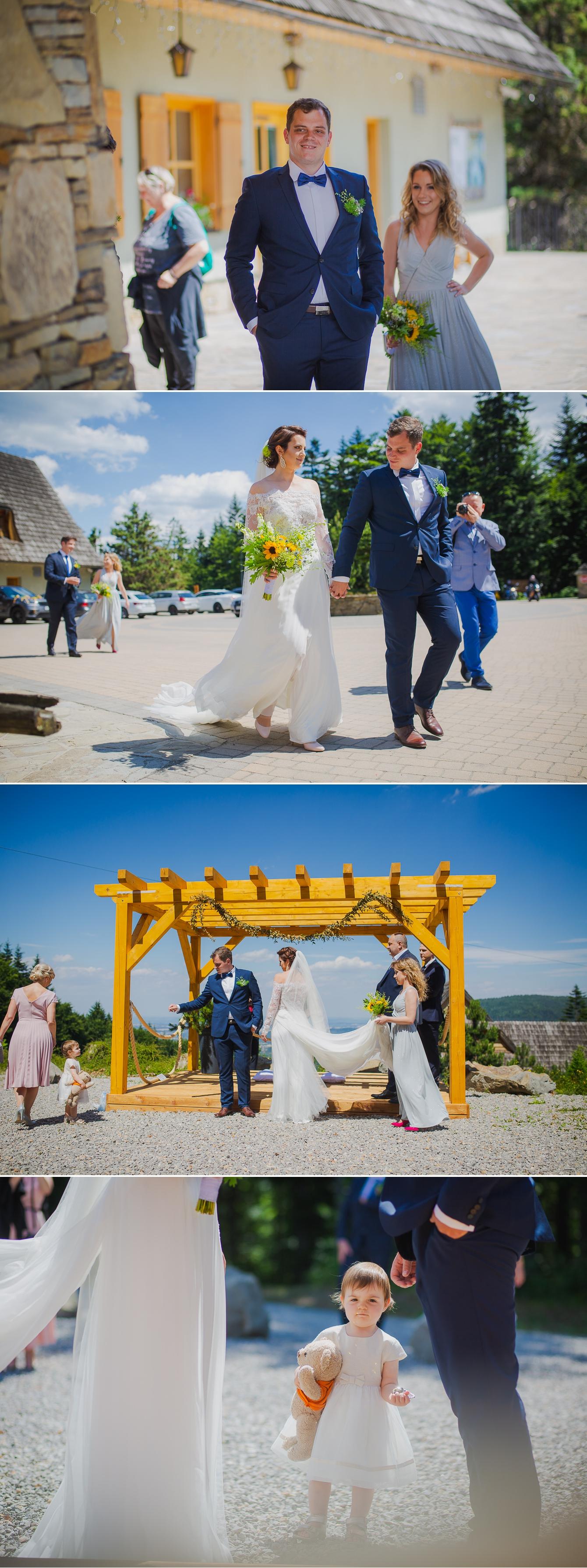 Ania i Damian - ślub w górach - Kocierz SPA - fotografia ślubna - bartek Wyrobek  (4).jpg