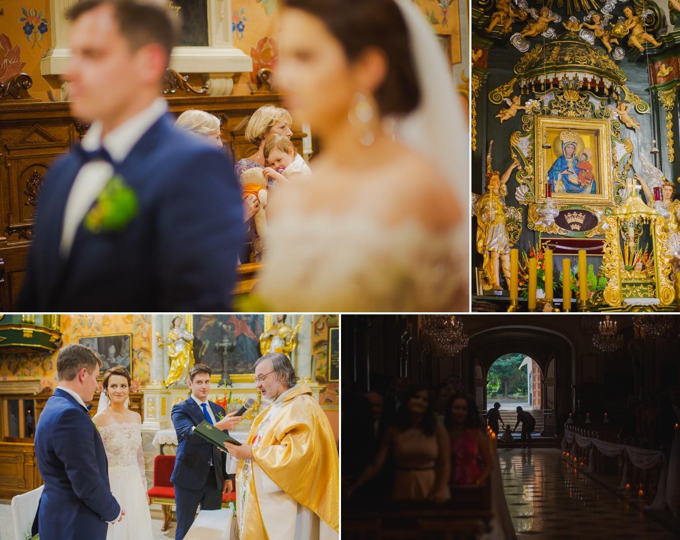Ania i Damian - ślub w górach - Kocierz SPA - fotografia ślubna - bartek Wyrobek  (7).jpg