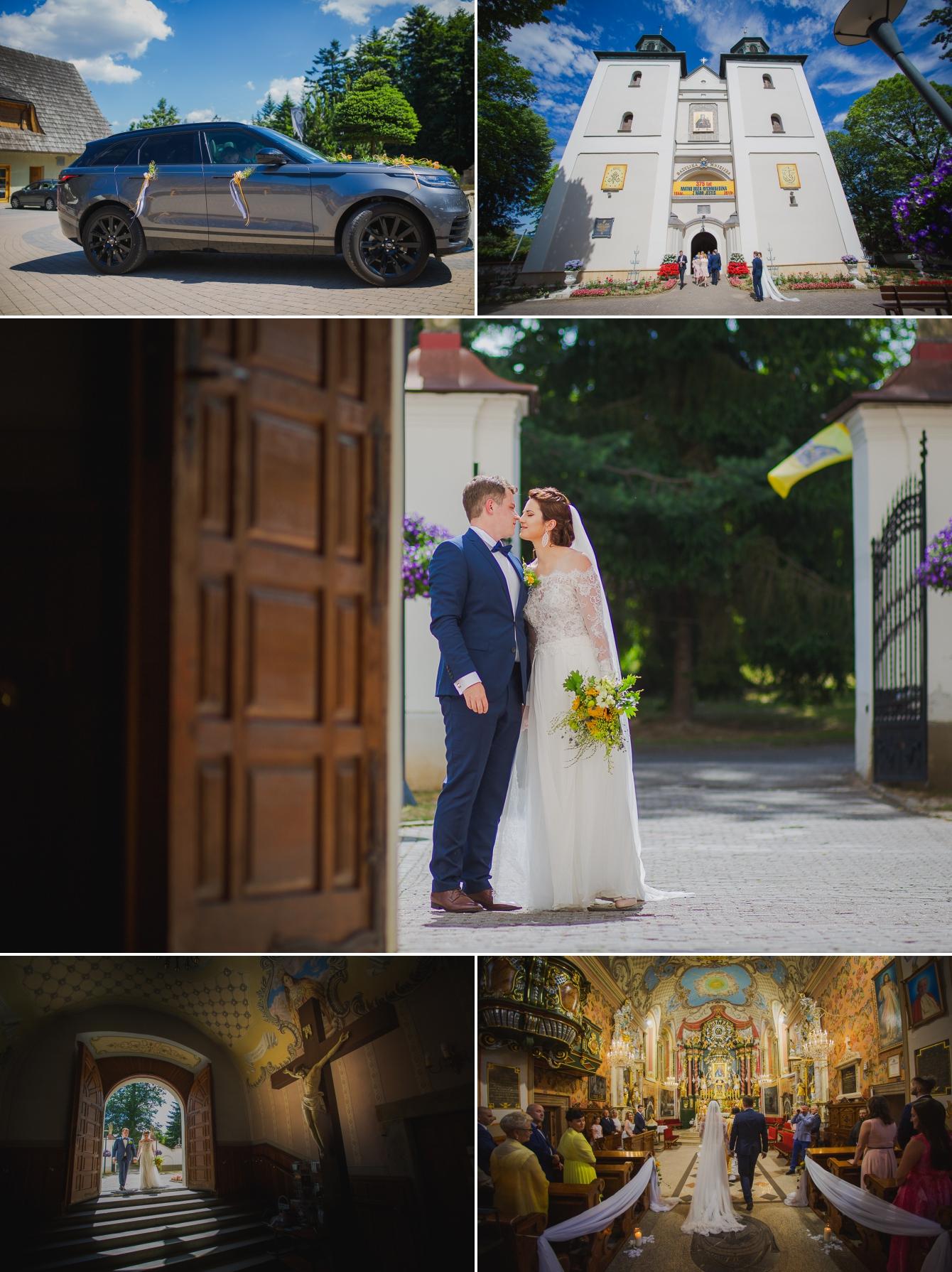 Ania i Damian - ślub w górach - Kocierz SPA - fotografia ślubna - bartek Wyrobek  (6).jpg