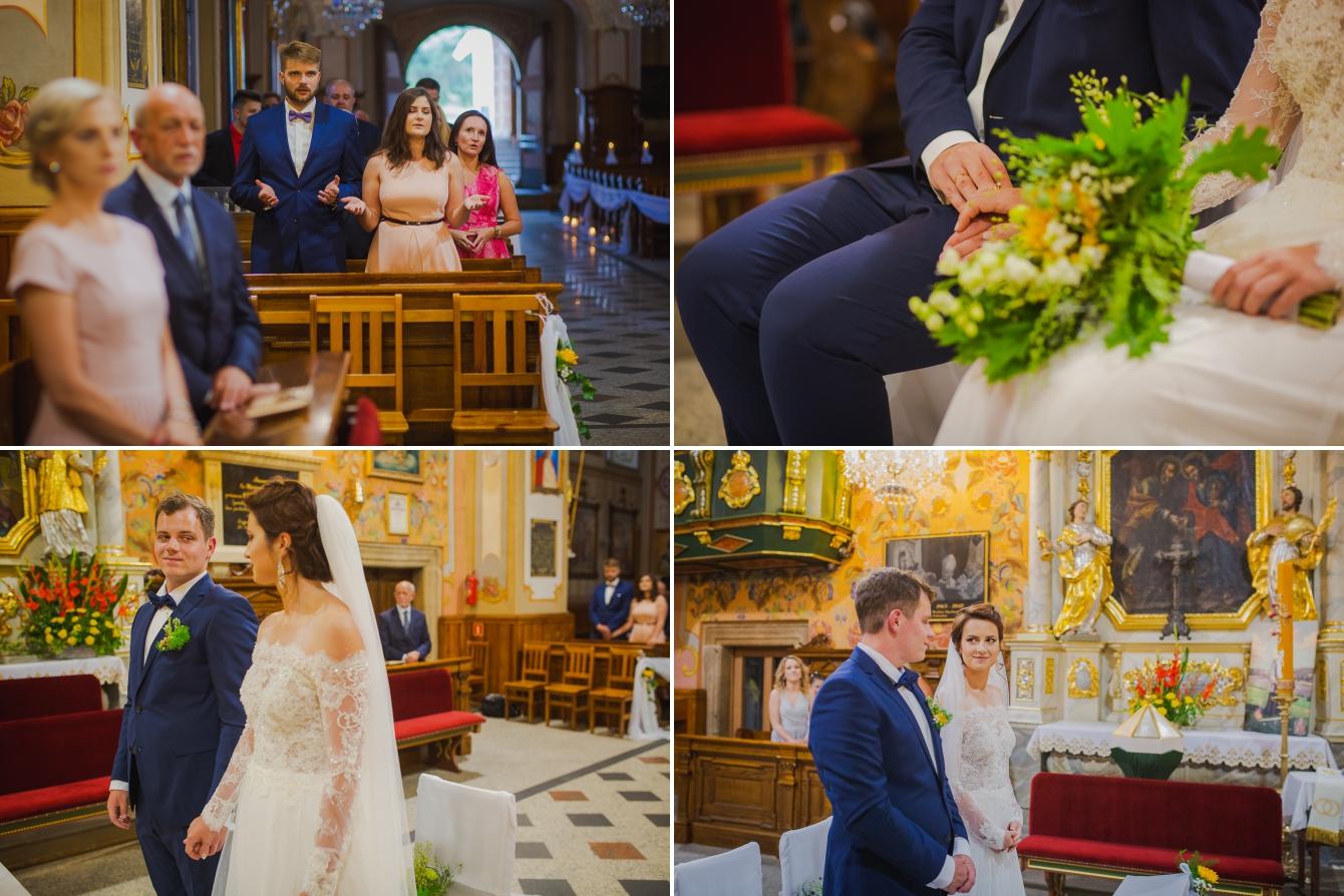 Ania i Damian - ślub w górach - Kocierz SPA - fotografia ślubna - bartek Wyrobek  (9).jpg