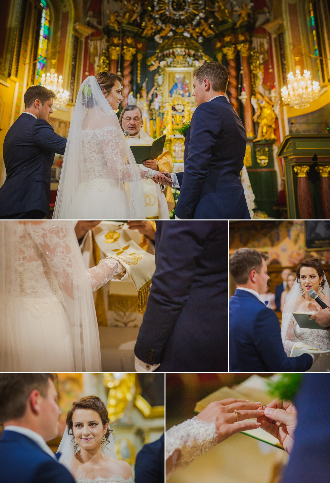 Ania i Damian - ślub w górach - Kocierz SPA - fotografia ślubna - bartek Wyrobek  (8).jpg