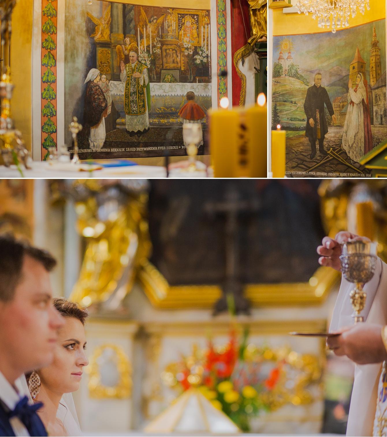 Ania i Damian - ślub w górach - Kocierz SPA - fotografia ślubna - bartek Wyrobek  (10).jpg