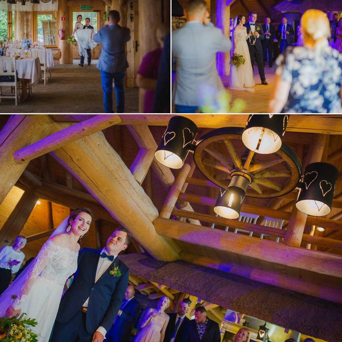 Ania i Damian - ślub w górach - Kocierz SPA - fotografia ślubna - bartek Wyrobek  (15).jpg