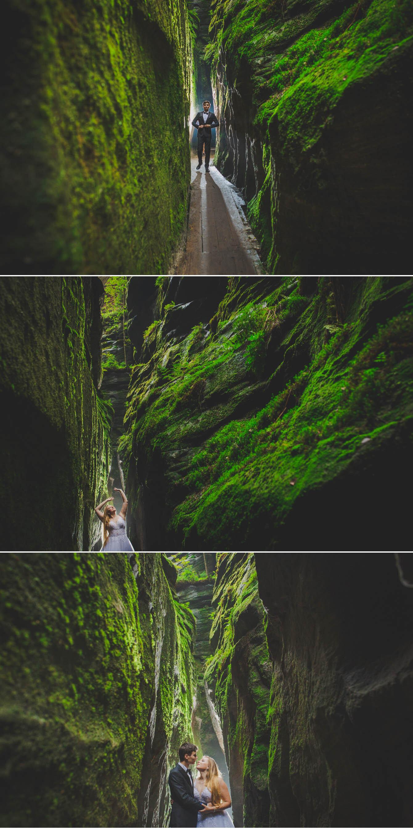 plener ślubny w skalnym miescie w czechach fotografie Bartek Wyrobek  7.jpg