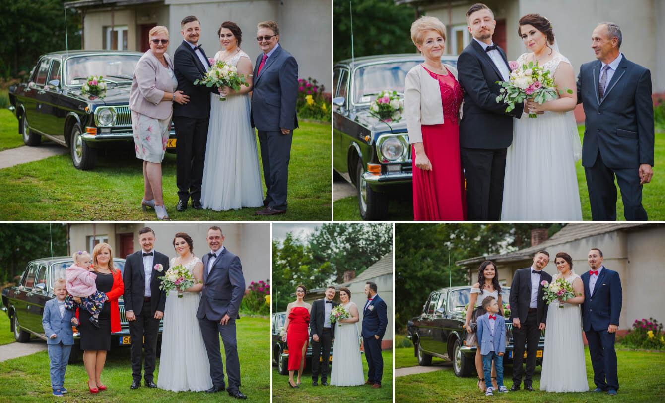 Fotografie ślubne Marka i Angeliki w domu weselnym pod Grzybkiem fotograf Bartek Wyrobek  10.jpg