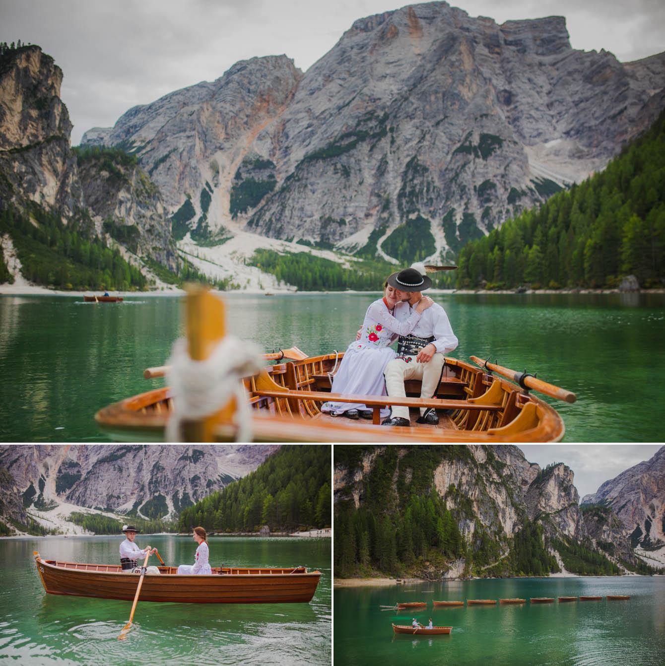 Zdjęcia ślubne Dolomity Cortina d'Ampezzo Łukasz i Kinga fotografie Bartek Wyrobek  6.jpg