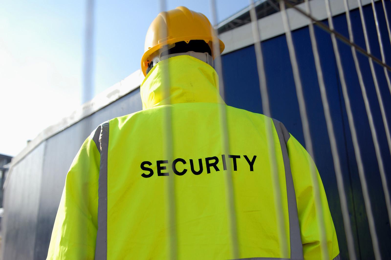designated security duties training