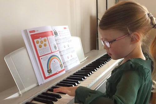 Wunderkeys - Piano Fun and Learning