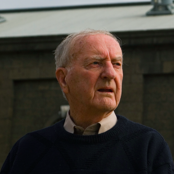 Bob Gill Beside B Division. Pentridge. By Rupert Mann.png