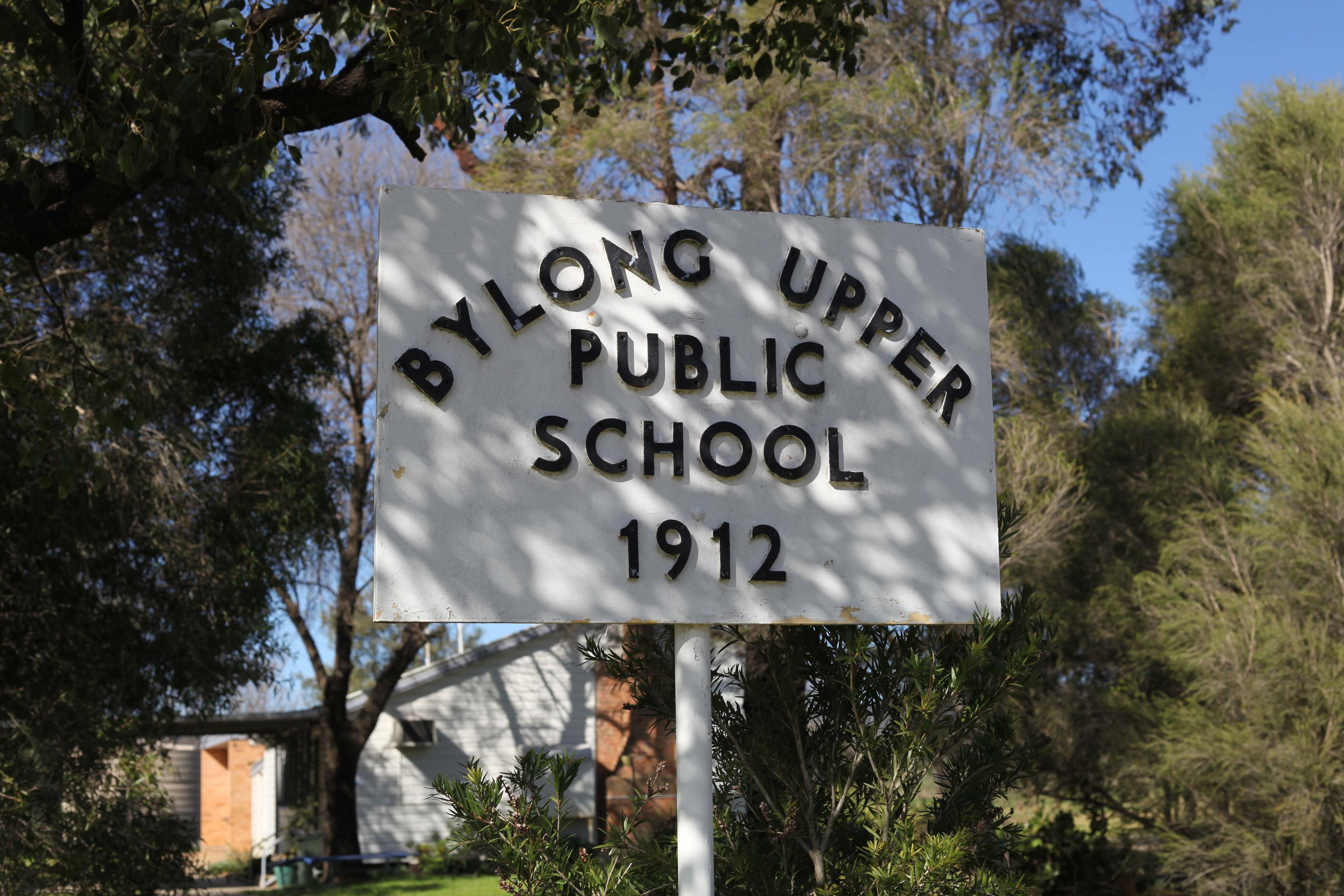 The school shut in 2015 due to dwindling enrolment. If the mine goes ahead, the school will be removed because it is inside one of the proposed open-cut mining areas.