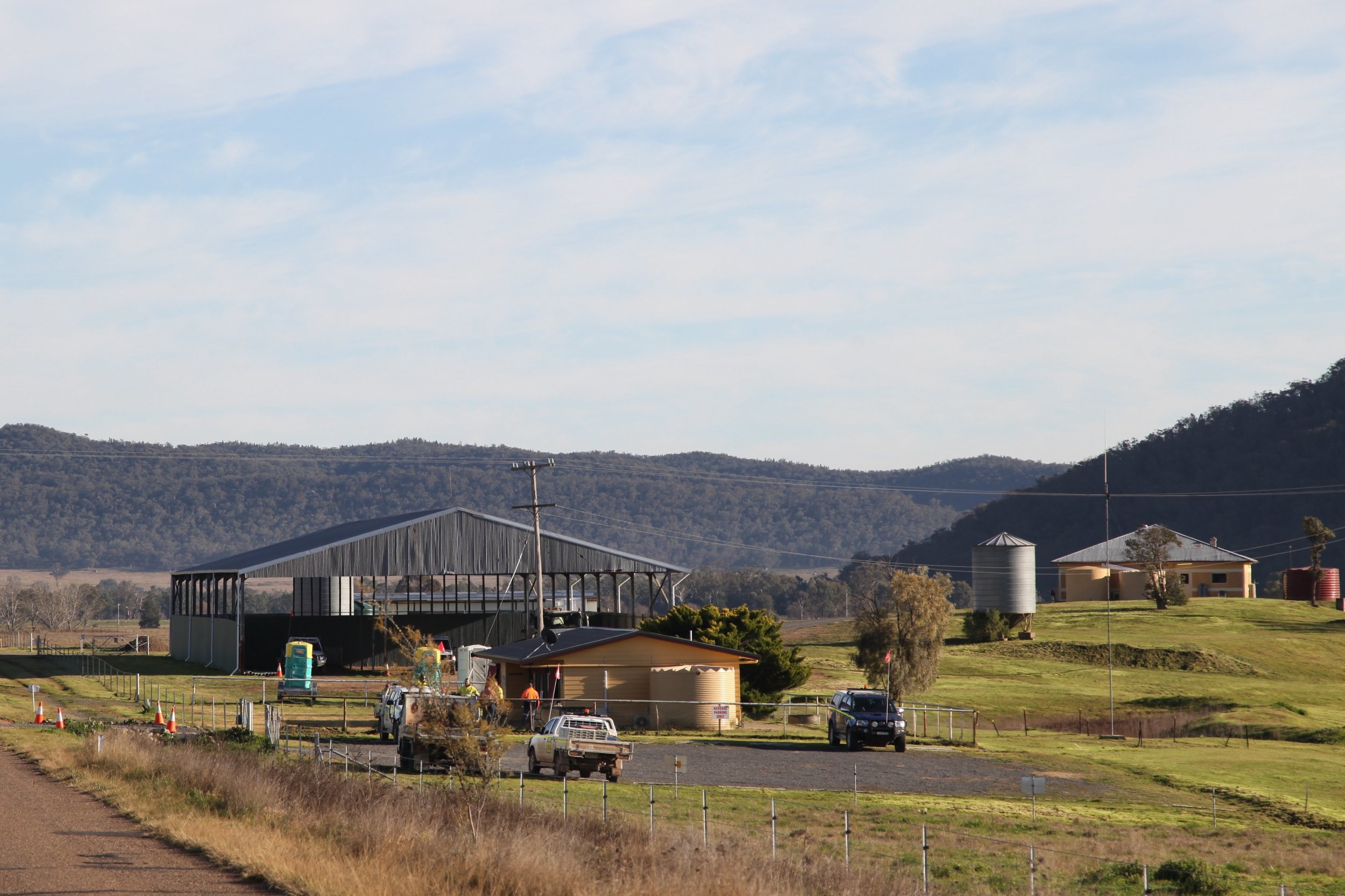 """KEPCO have begun exploratory works and have bought many properties in Bylong (as at July 2017 the company had bought """"more than 13,000 hectares of Bylong Valley land since 2010"""" according to the  Newcastle Herald )."""