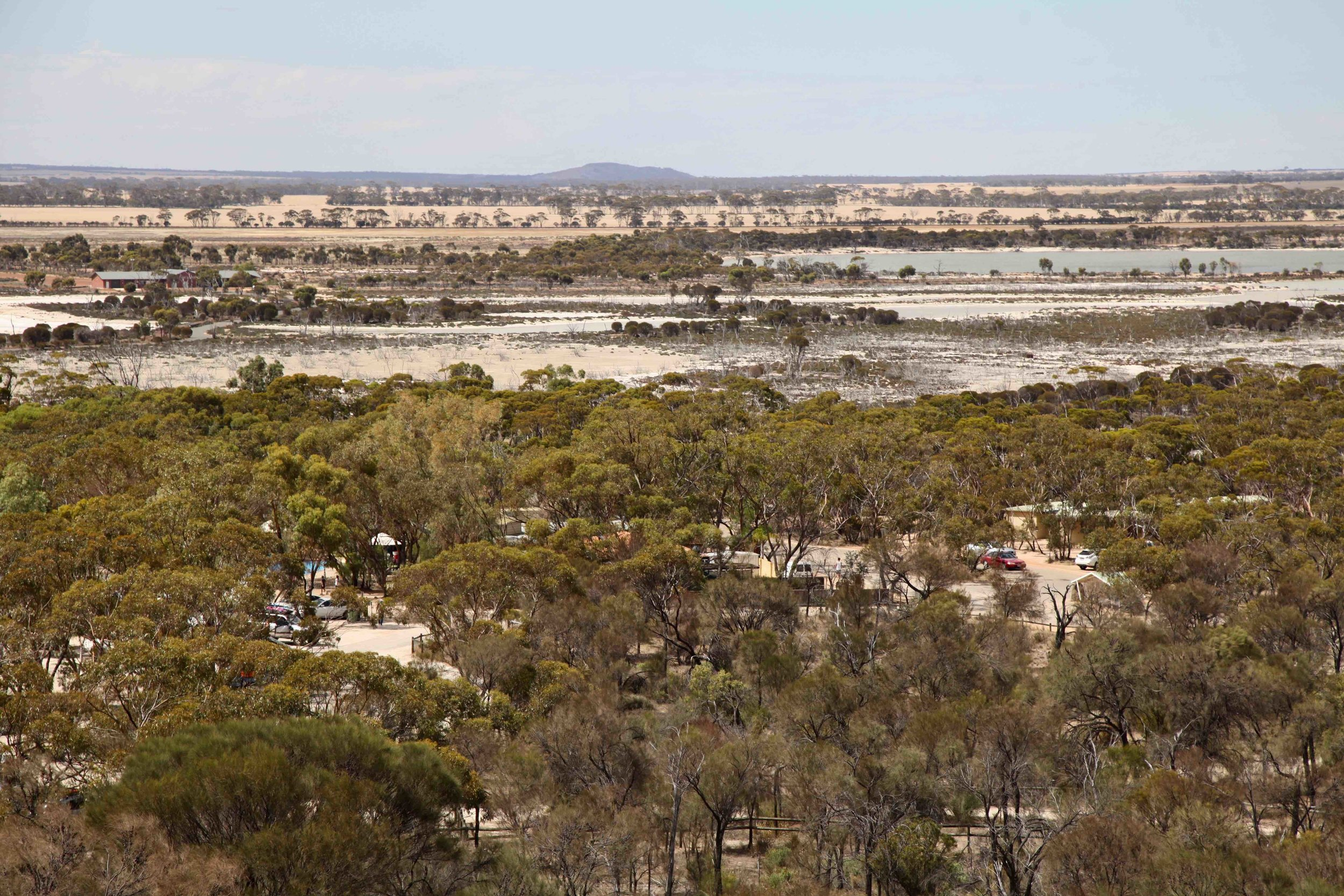 Hyden is located about 4 hours drive west of Perth and is home to Hyden Rock and Wave Rock.