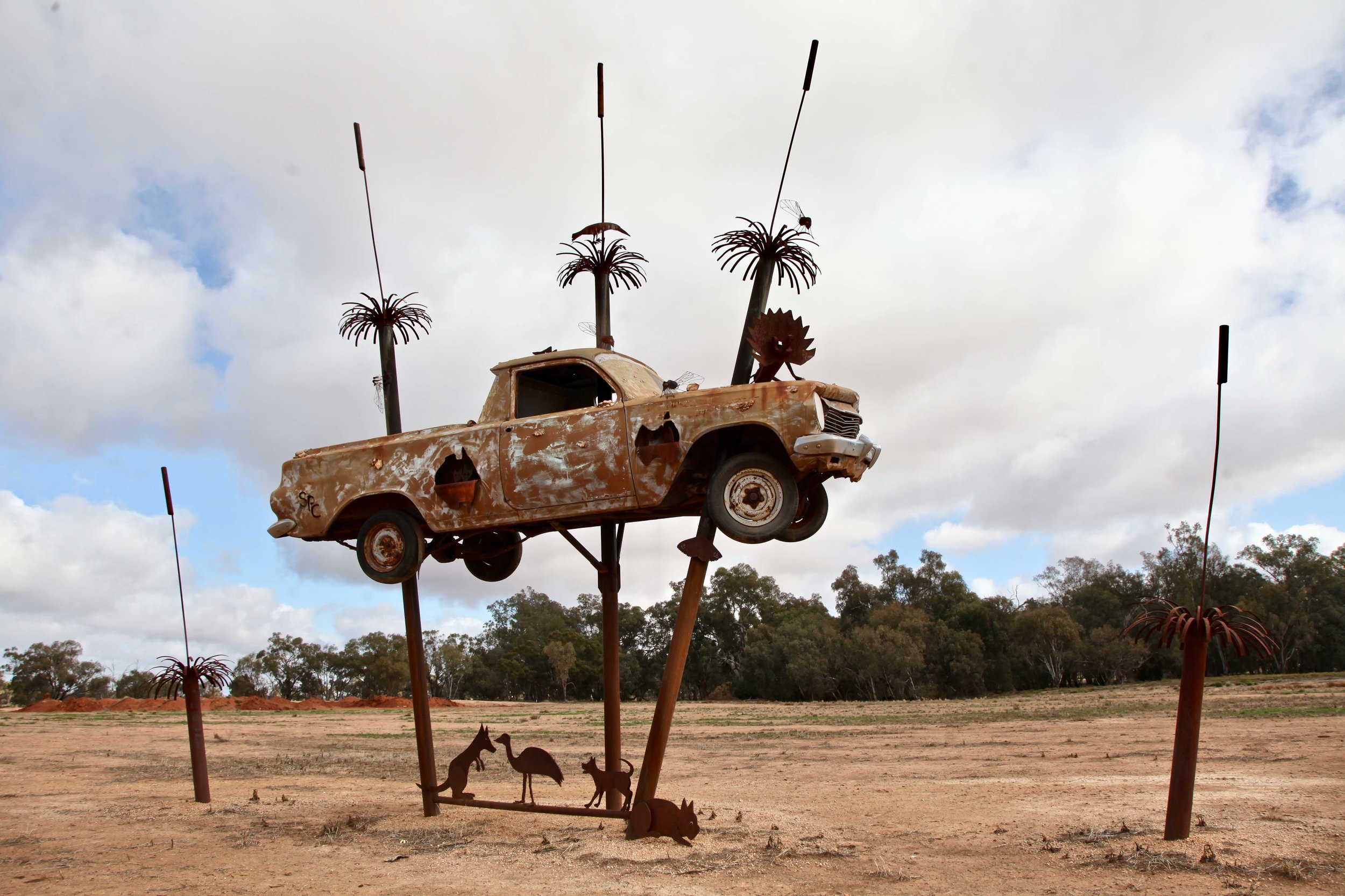 Ute-opia by Stephen Coburn