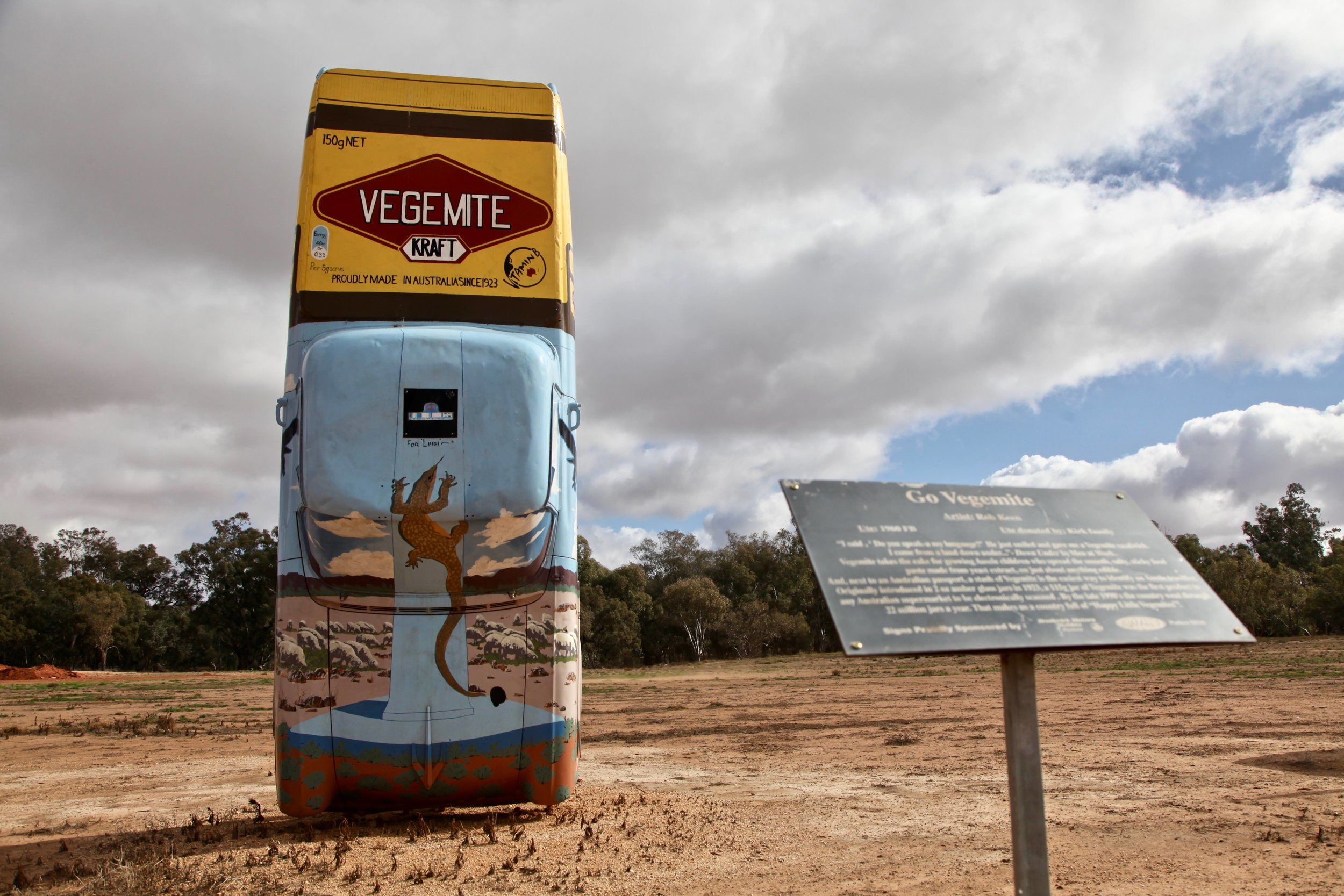 Go Vegemite by Rob Keen