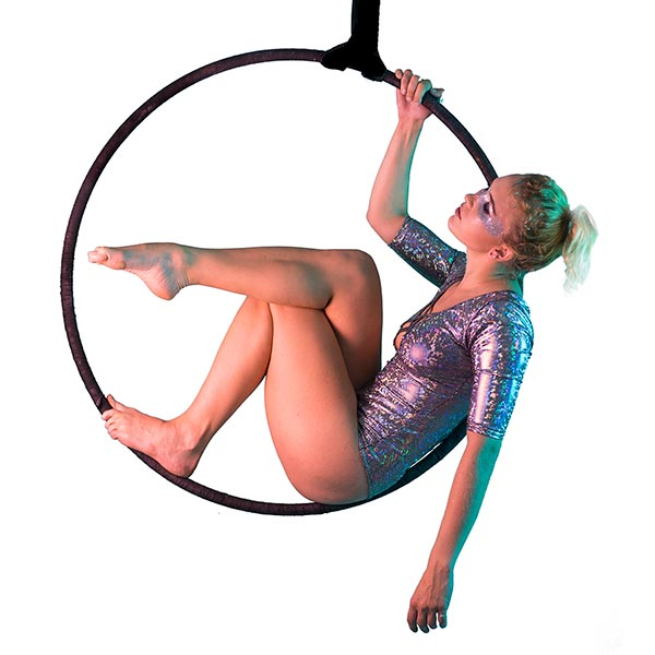 Aerial Hoop - Monday (Beginners)6:30PM - 8:00PMThursday (Improvers)8:30pm – 10:00pmFRIday (Beginners)2:00PM - 3:30PMFriday (Beginners)8:00PM - 9:30PMSATURDAY (BEGINNERS)10:00am - 11:30PMSATURDAY (Dynamic)11:30AM - 1:00PM