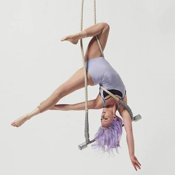 Static Trapeze - Wednesday6:30PM - 8:00PM