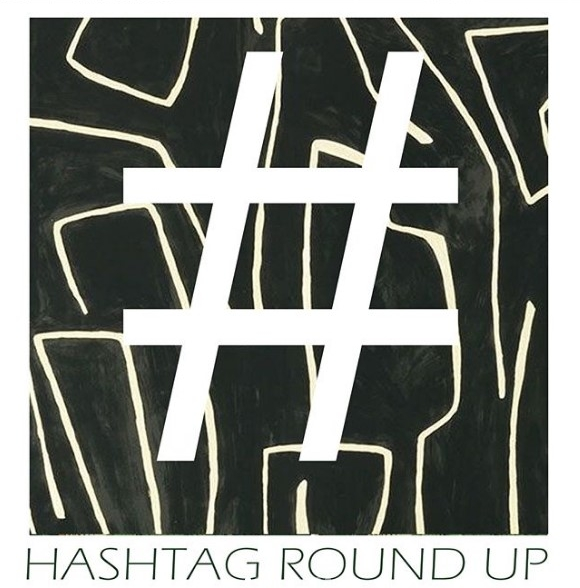 Eclectic Street's regular hashtag round up