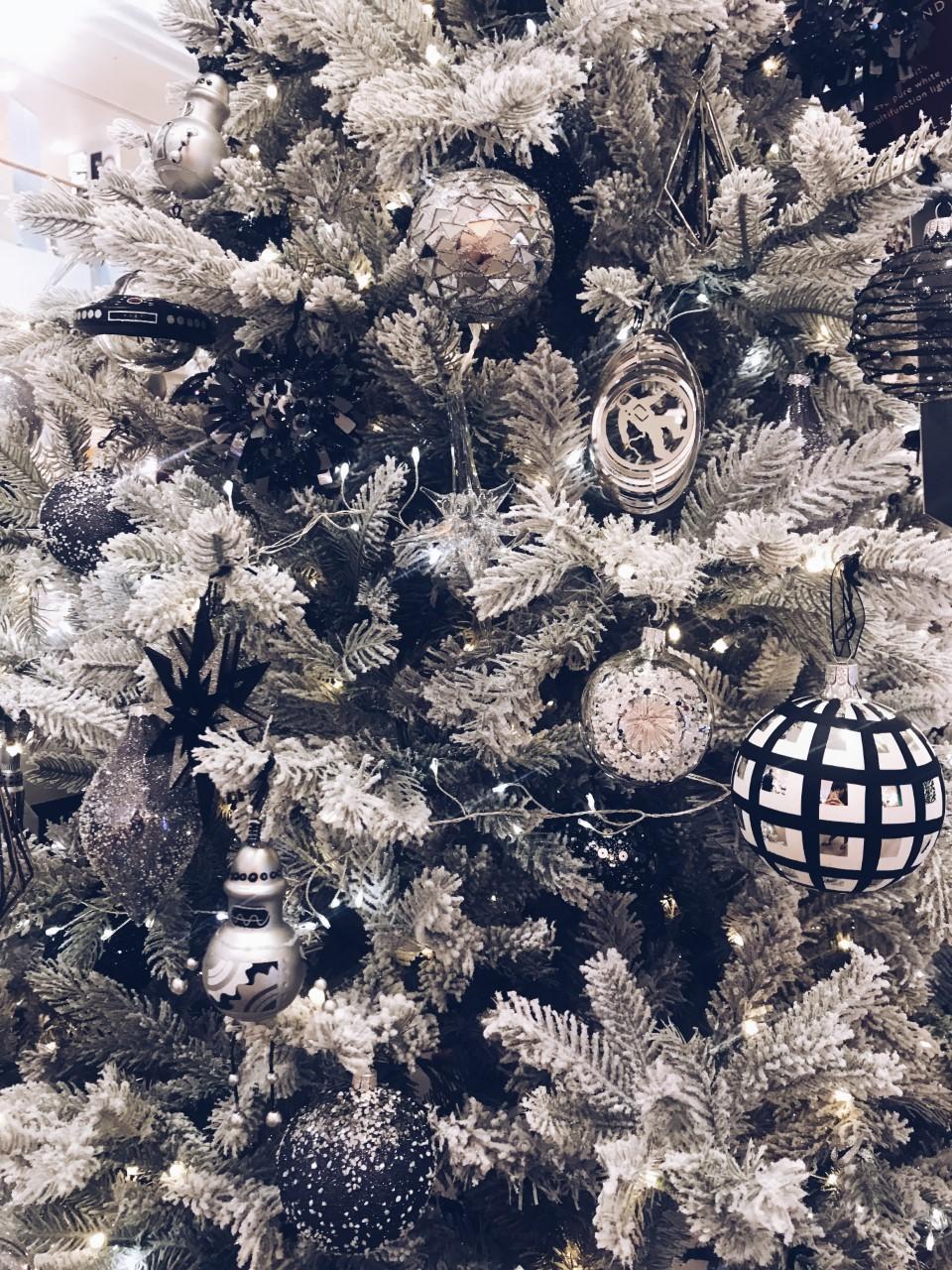 Jet Christmas Tree by John Lewis