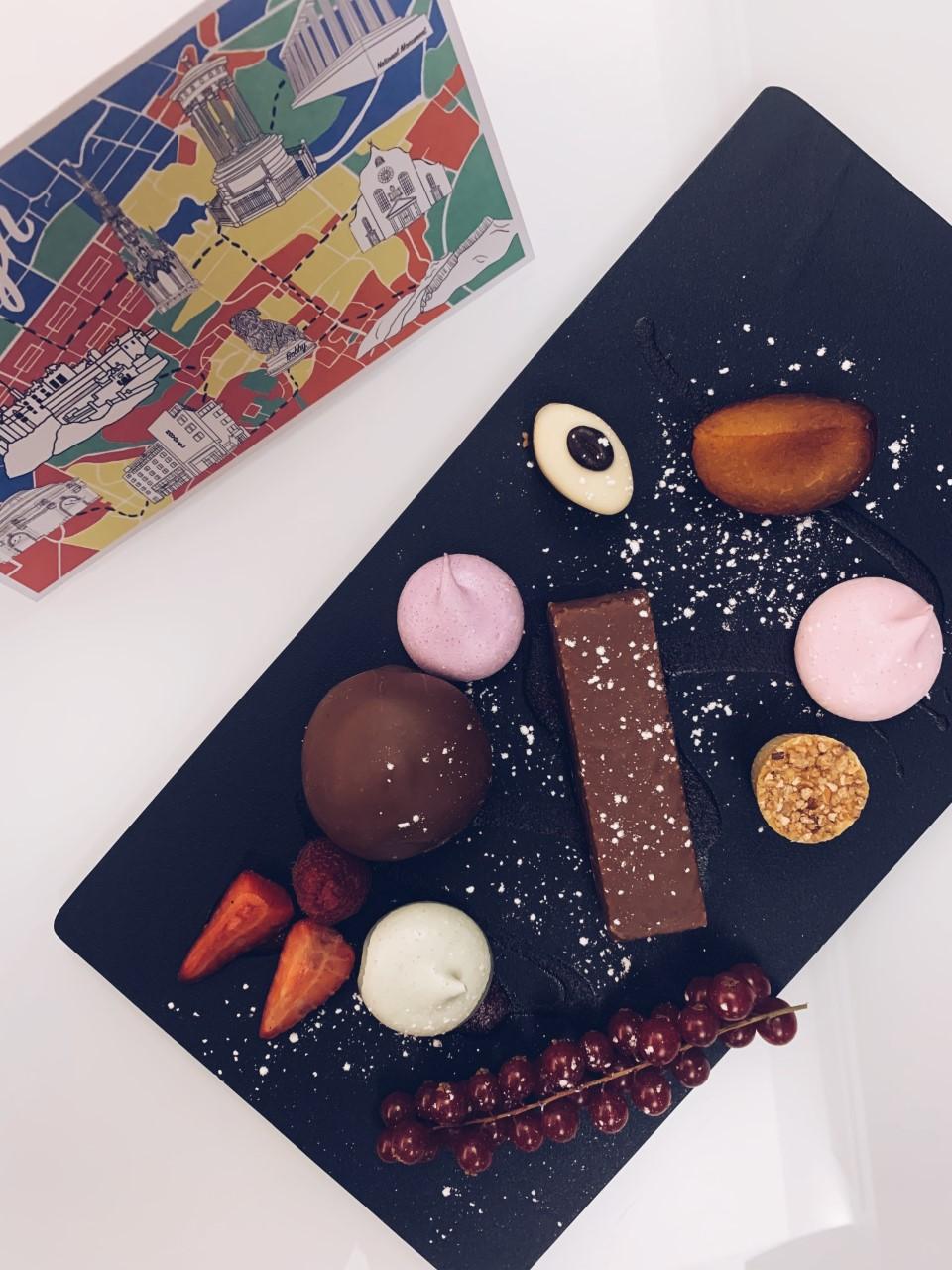 Welcome Chocolates