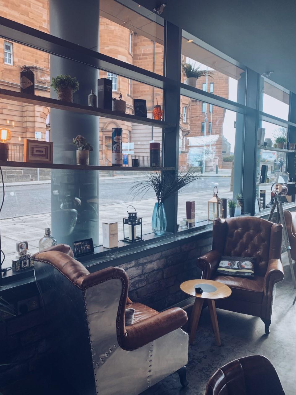 Novotel Edinburgh Bar