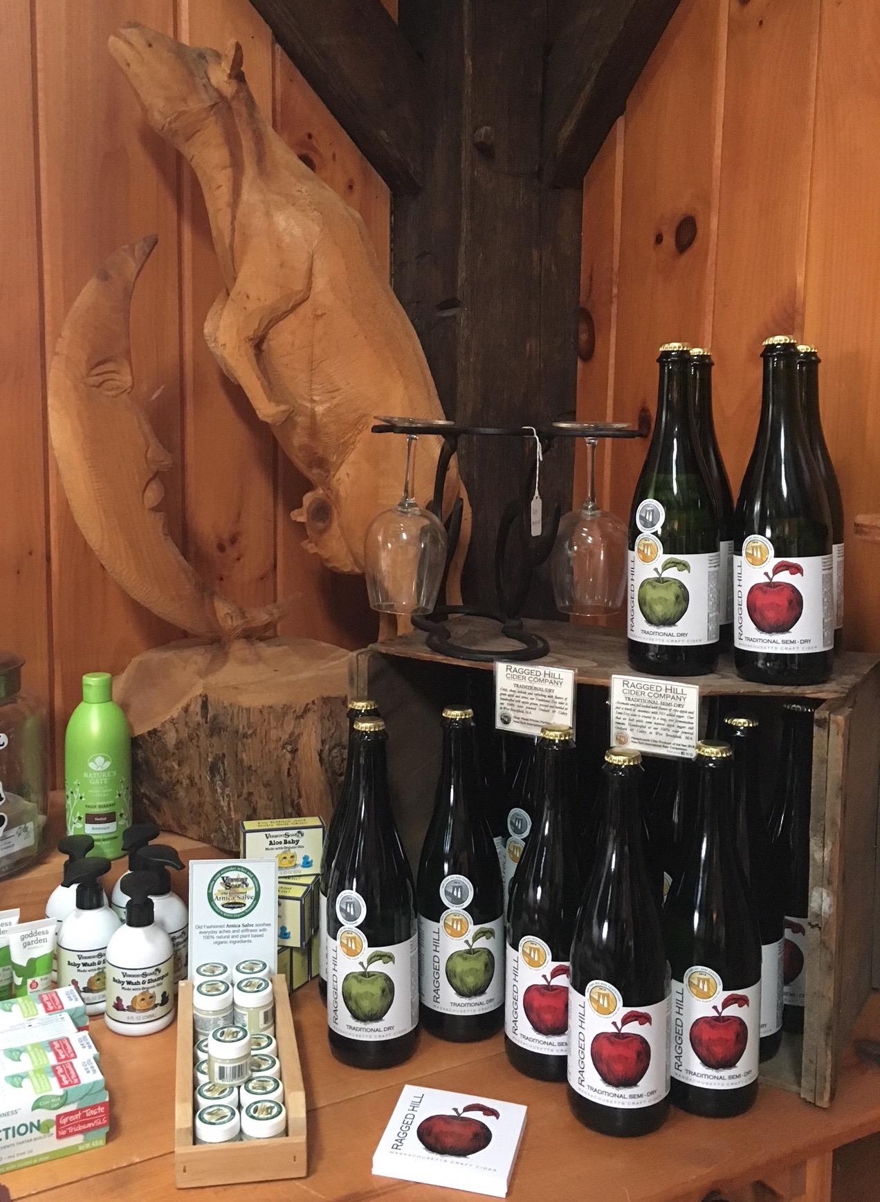 RETAILERS & RESTAURANTS - Carter and Stevens Farm Store - Barre, MAHomefield Kitchen & Brewery - Sturbridge, MACentral Package Store - Brookfield, MARapscallion Brewery & Tap Room - Sturbridge, MAQuail Hollow Country Club - Oakham, MAYankee Spirits - Attleboro, Sturbridge & Swansea, MACraft Beer Cellar - Braintree, MANorth Main Provisions - Worcester, MAVolante Farms - Needham, MAPaired, Poured & Plated - Northborough, MASperry's Liquors - Hudson, MAThe Vin Bin - Hopkinton, MARiver Valley Co-op - Northampton, MAAtkins Farms Country Market - Amherst, MA