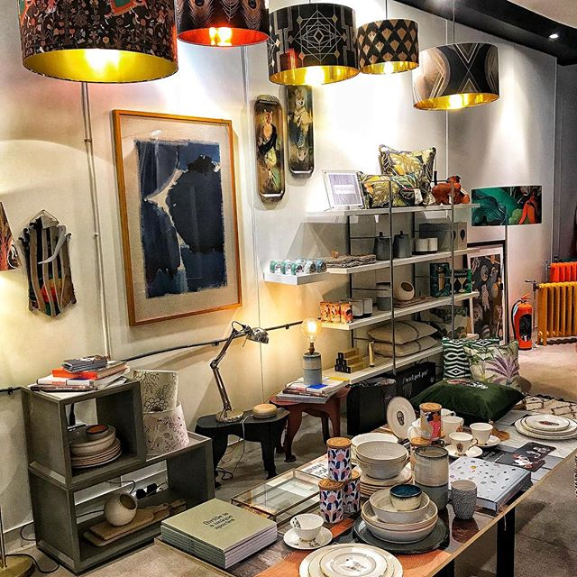 Absolute treat to get some of my lamps and tableware in the @yootha.project - a new store in town: 193 Piccadilly, W1J. Wonderful things in there so worth a visit @in_residence_london @themantidy  #ceramics #pottery #handmade #craft #design #thrownonthewheel #maker #britishmade #design #theyoothaproject #adriangonzalezpottery #stoneware #madeinlondon #instapottery  #ballclay #tableware #sets #plate #flatplate #whiteplate #theindependentshopkeepers  #handmadelamp #lamp #interior #interiordesign