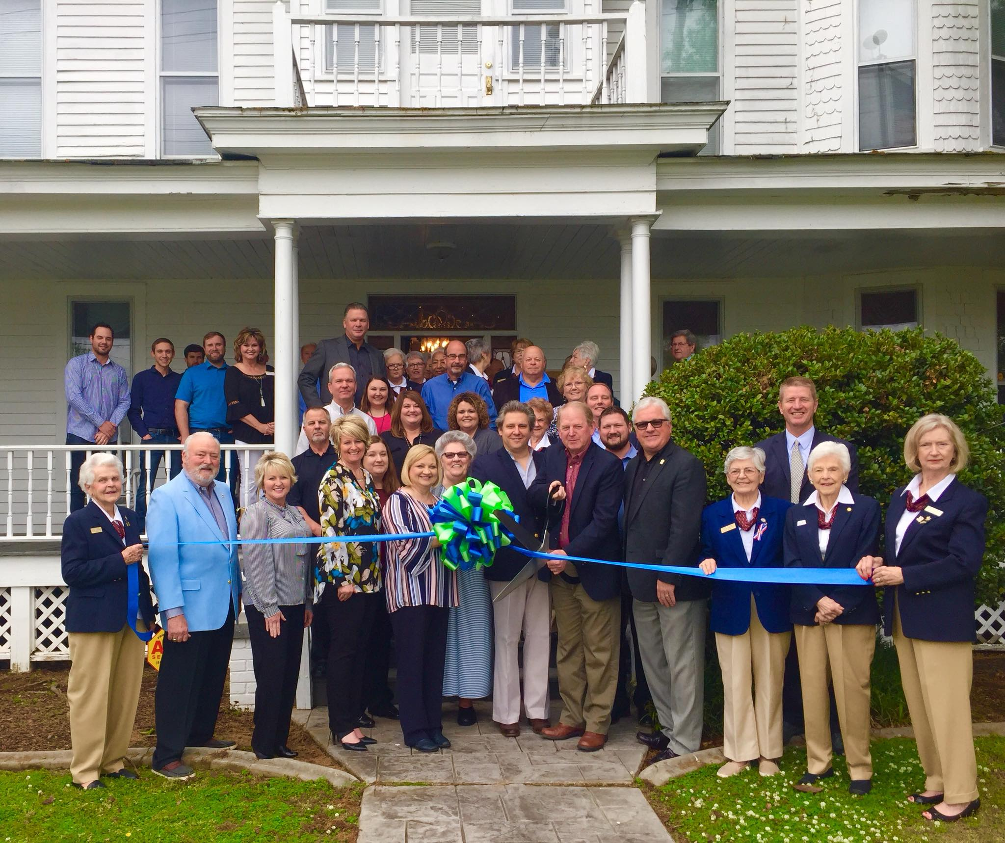 Ribbon Cutting - Mountain Lakes Chamber of Commerce