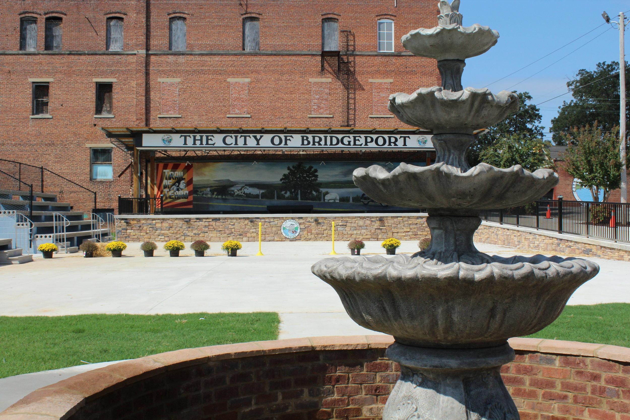 Downtown Bridgeport Alabama