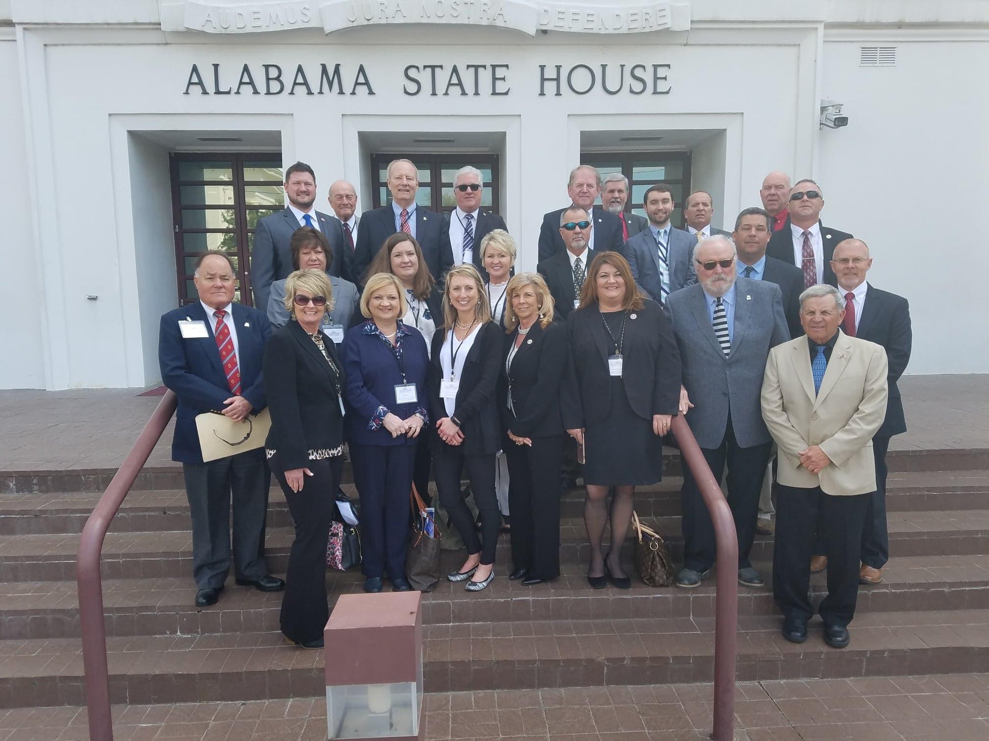 Montgomery Alabama Trip