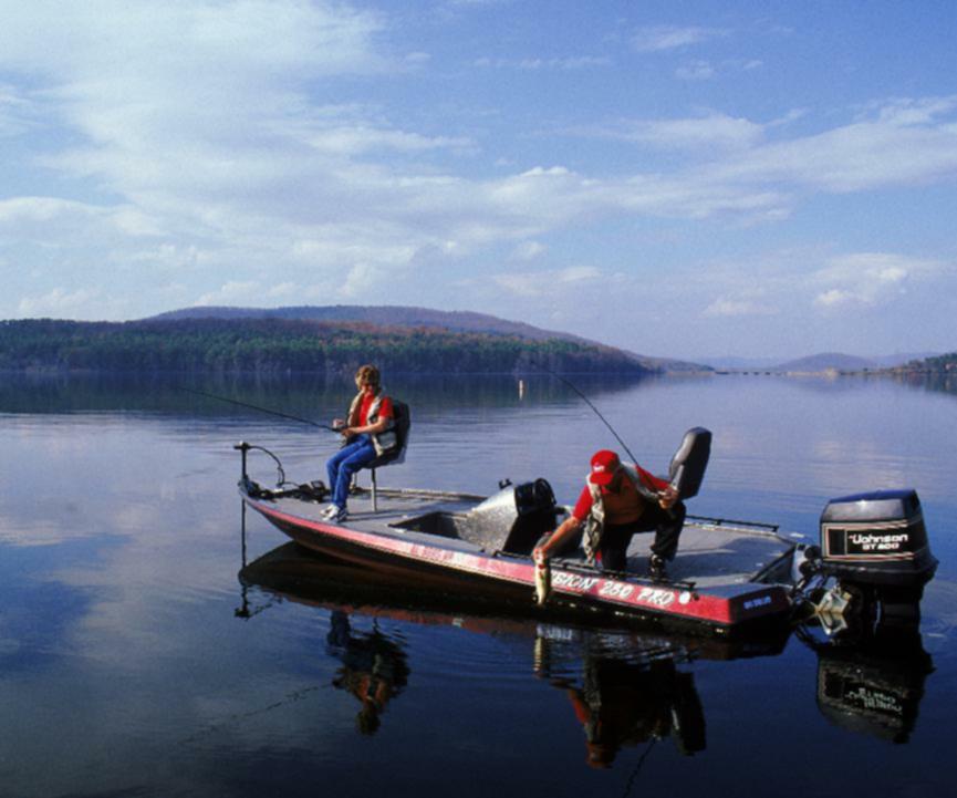 Big Bass Splash Lake Guntersville